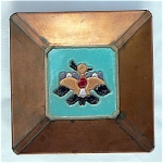Native American Thunderbird on Tile by DHC