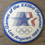 Click to view larger image of 1984 Olympics LA Ceramic Buttons (Image3)