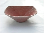 AR Cole Pale Red Hand Thrown Pot
