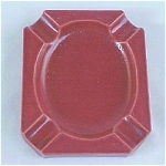 Click to view larger image of National Tile Company Ashtray - Anderson, Indiana (Image1)