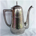 Click here to enlarge image and see more about item T1614: WMF Hot Water Jug