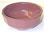 Click to view larger image of Zanesville Stoneware Company - Paneled Bowl (Image1)