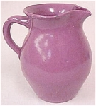 ZSC  Large Gloss Rose Pitcher