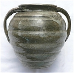 North Carolina Pottery Medicine Jar