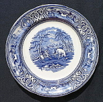 Click to view larger image of Toro Plate circa 1859 (Image1)