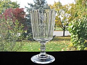 Antique Eapg Bryce SPRIG Goblet (Image1)