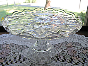 Antique Eapg Maryland Cake Stand