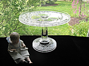 Antique Eapg Queen Cake Stand/Salver (Image1)