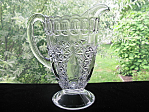 Antique Eapg Oregon Milk Pitcher (Image1)