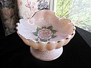 Cambridge Crown Tuscan Sea Shell Compote