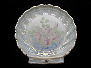 Cambridge Crown Tuscan Sea Shell Salad Plate