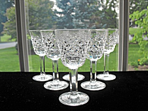 Waterford Crystal Alana Cordial Stems - Set Of 6