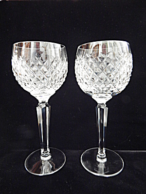 Waterford Crystal Alana Wine Hock - Pair