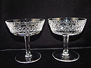 Waterford Crystal Alana Champagne/sherbet - Pair