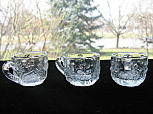 Antique Child/Toy Miniature Nursery Rhyme Cups -3 (Image1)