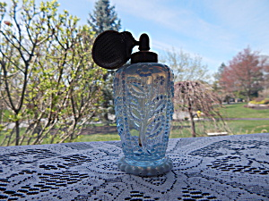 Duncan And Miller Blue Opalescent Lacy Dewdrop Perfume
