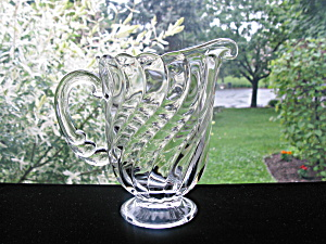 Fostoria Colony Pint/Milk Pitcher (Image1)