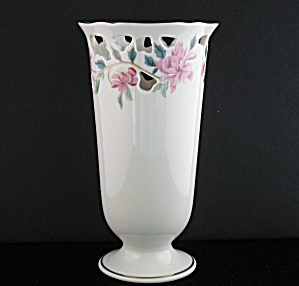 Lenox Barrington Collection Pierced Vase (Image1)