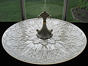 Lenox Chateau Collection Center Handled Serving Tray (Image1)