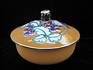 Noritake Lustre Deco Candy Box