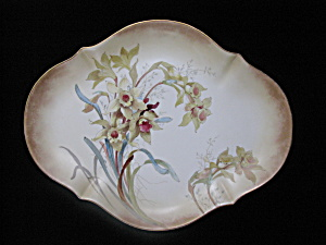 Antique Royal Doulton Hand Painted Tray