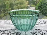 Click here to enlarge image and see more about item DG110: Jeanette Ultramarine Jennyware Small Mixing  Bowl