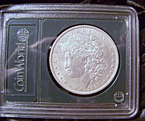 Morgan Silver Dollar 1888