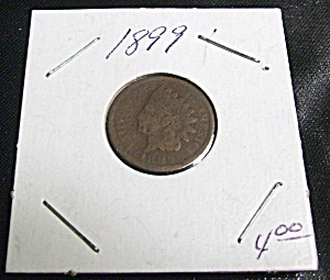 Indian Head Penny 1899 (Image1)