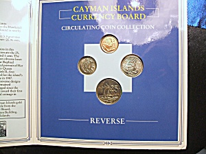 Cayman Islands Circulating Coin Collection (Image1)