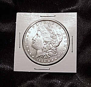 Morgan Silver Dollar 1888 (Image1)