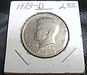 Kennedy Half Dollar 1973-D (Image1)