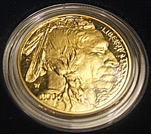 American Buffalo Gold Coin 2006  Proof 1 oz w Certificate of Auth. (Image1)