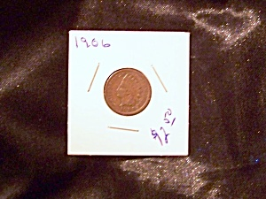 Indian Head Cent 1906