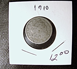 Liberty Head 'V' Nickel 1910 (Image1)