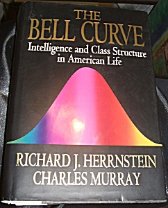 The Bell Curve: Intelligence and Class Structure in American Life 1994 (Image1)