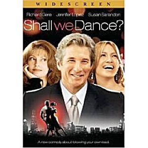 Shall We Dance. Widescreen Edition. Jennifer Lopez, Richard Gere