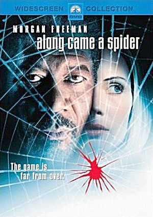 Along Came A Spider. Widescreen edition. Morgan Freeman (Image1)