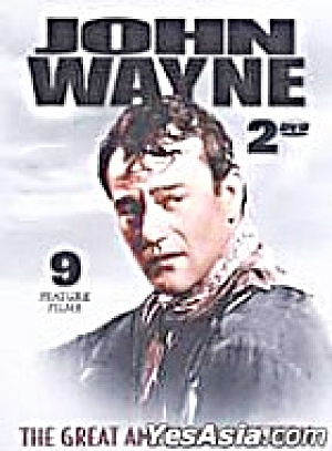 John Wayne The Great American Western. 9 Feature Films.