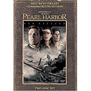 Pearl Harbor 60th. Annniversary Commemorative Edition two disc set. (Image1)