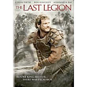 The Last Legion. Ken Kingsley.