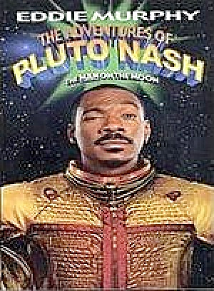 The Adventures Of Pluto Nash. Eddie Murphy.