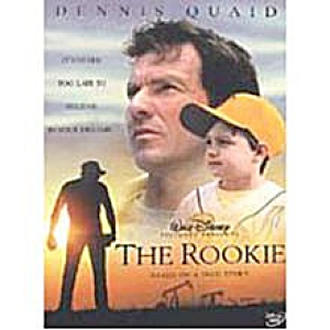 The Rookie Dvd Movie.