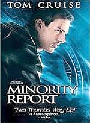 Minority Report. Dvd. Tom Cruise.