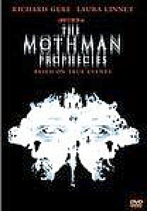 The Mothman Prophecies.dvd. Richard Gere.