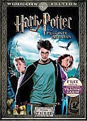 Harry Potter and the Prisoner of Azkaban 2 disc widescreen edition. (Image1)