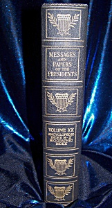Messages and Papers of the Presidents Vol. XX 1917 (Image1)