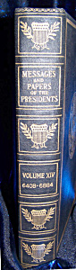 Messages and Papers of the Presidents Vol. XIV 1897 (Image1)