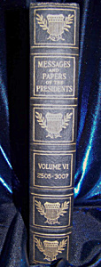 Messages and Papers of the Presidents Vol. VI 1897 (Image1)