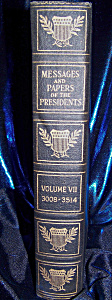 Messages and Papers of the Presidents Vol. VII 1897 (Image1)