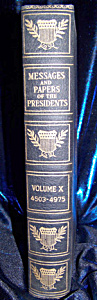 Messages and Papers of the Presidents Vol. X 1897 (Image1)